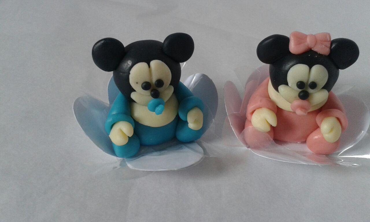 Mickey e Minie Baby