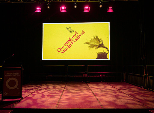 Welcome to Queensland Music Festival 2019