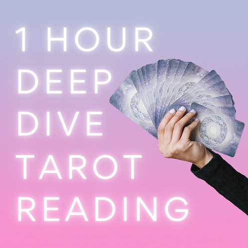 Deep-Dive Tarot Reading