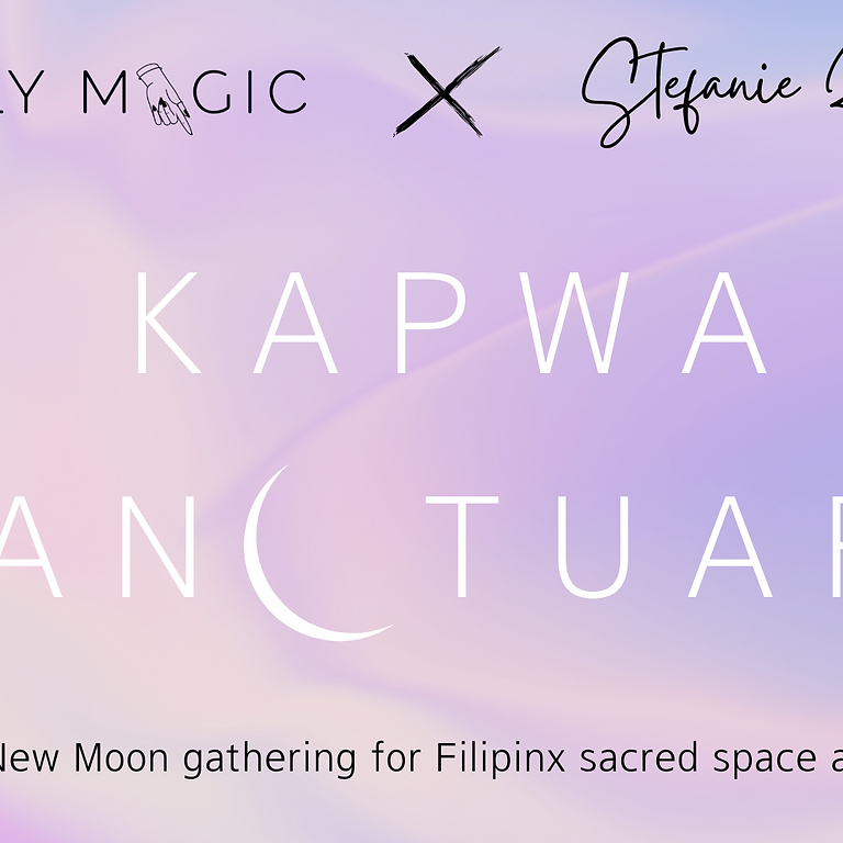 KAPWA SANCTUARY: Collective Healing | February