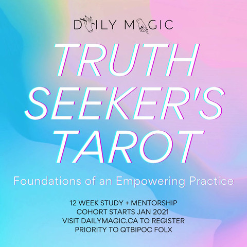 Truth Seeker's Tarot