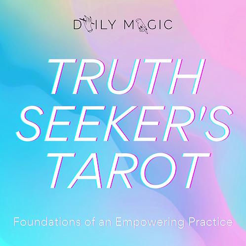 Truth Seeker's Tarot Course