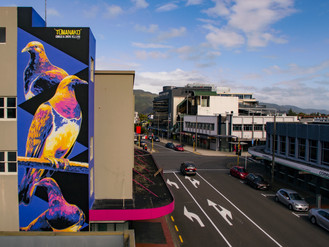 Tūmanako (Hope) - Lower Hutt City