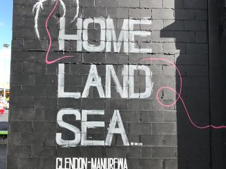 ClendonCommunity Mural