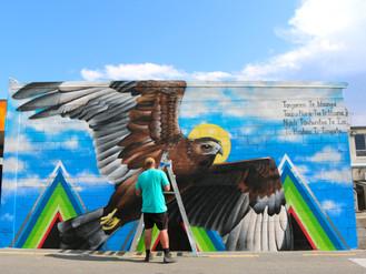 Graffiato Taupo 2015