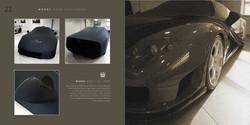22 M600 car cover