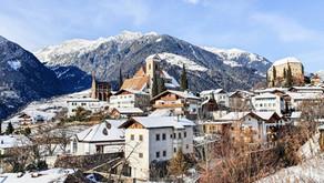 Winterwanderung von Meran nach Schenna