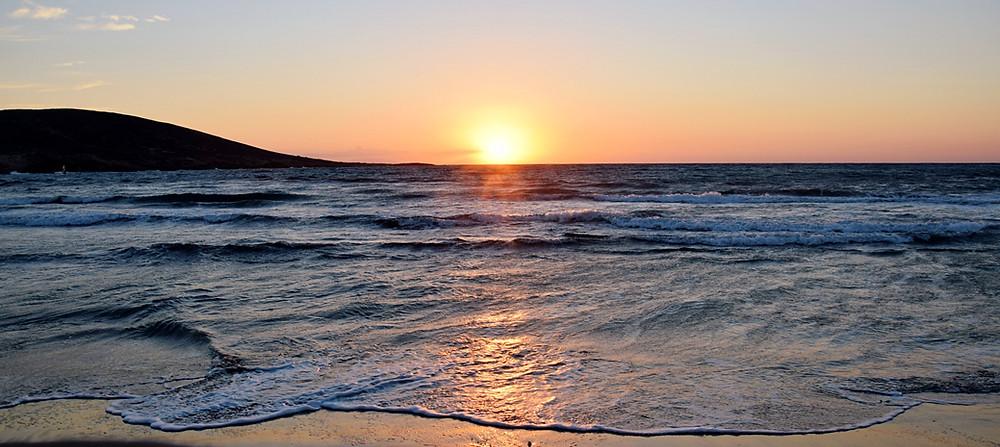 Prasonisi Beach im Süden von Rhodos
