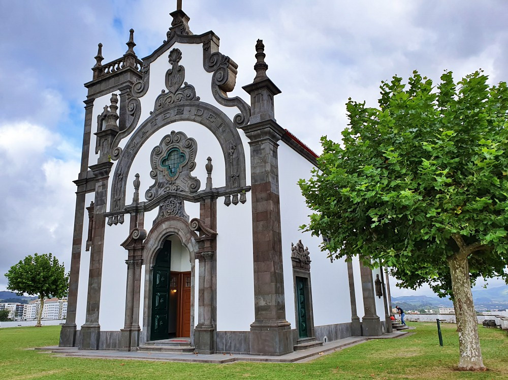 Die Kapelle Ermida da Mae de Deus