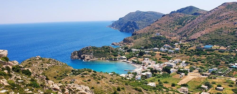 Der Süden von Chios