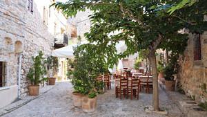 Romantisch, malerisch, Olympoi: Der märchenhafte Ort im Süden von Chios