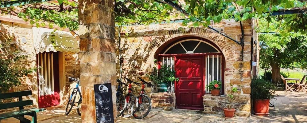 Das Citrus-Museum in Chios