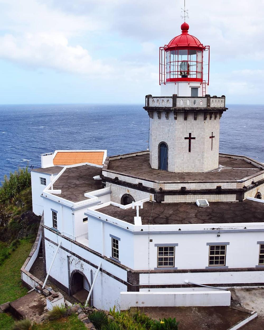 Farol Ponta do Arnel