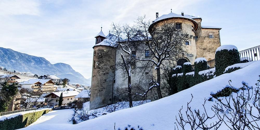 Das Schloss von Schenna