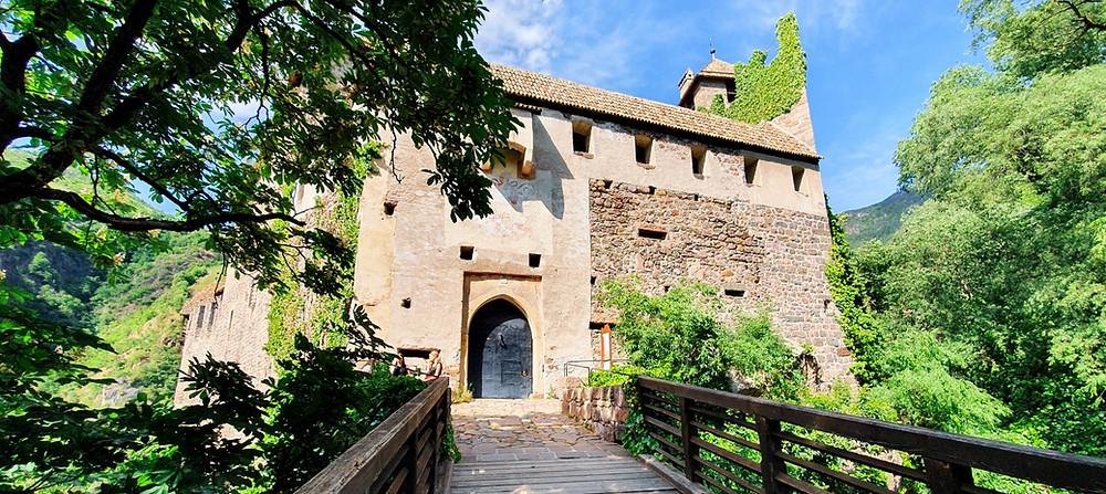 Die Bilderburg Schloss Runkelstein in Bozen