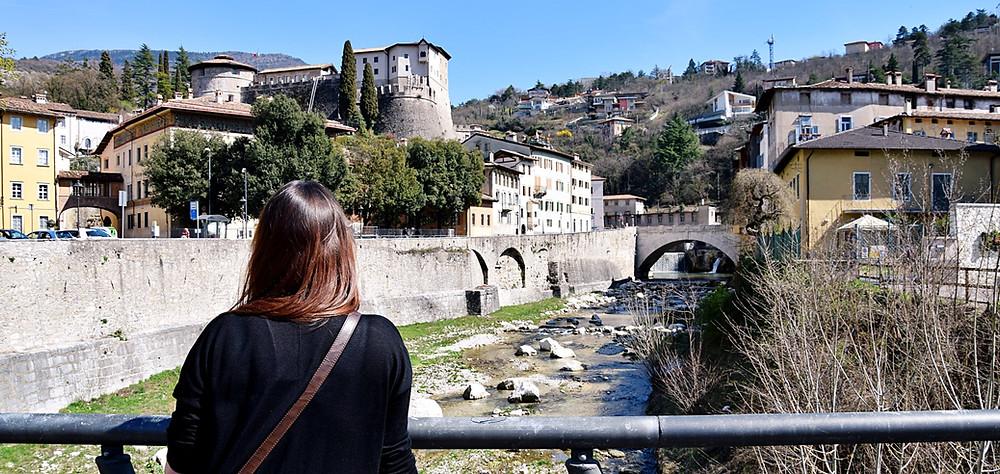 Ein Spaziergang durch Rovereto
