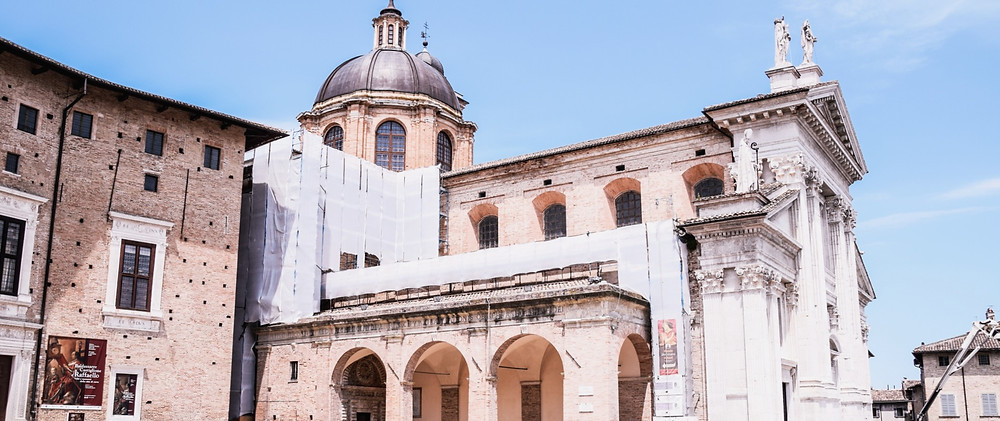 Der Dom von Urbino