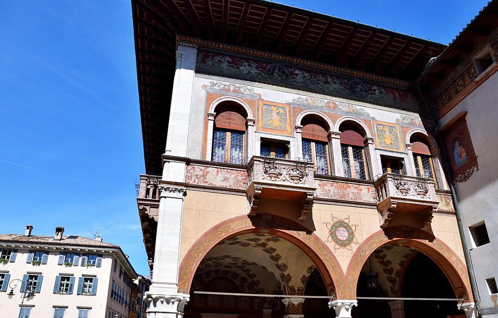 Die Accademia Roveretana degli Agiati in Rovereto