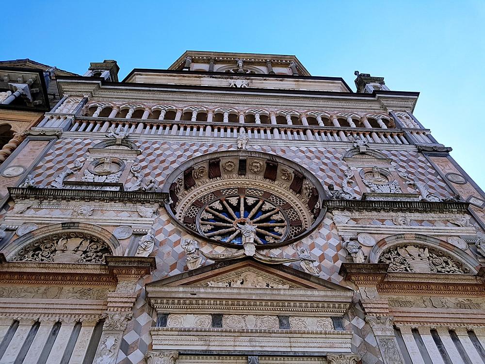 Die Colleoni-Kapelle in Bergamo