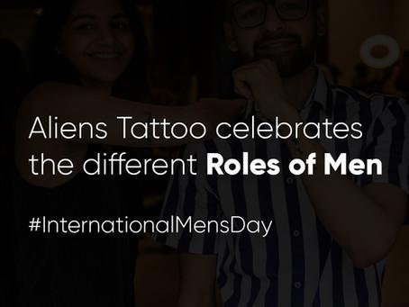 Let's Celebrate Men's Day With Aliens!