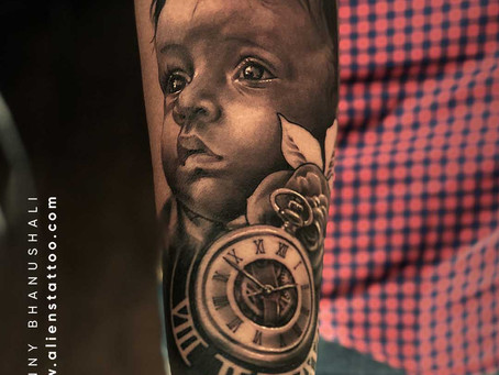 Tattoo Tales: Honoring a son with an endearing tattoo