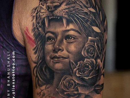 Tattoo Tales: Immortalizing the bond between a father and his daughter