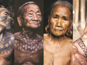 Tattoos on women, a legacy that began way ahead of time