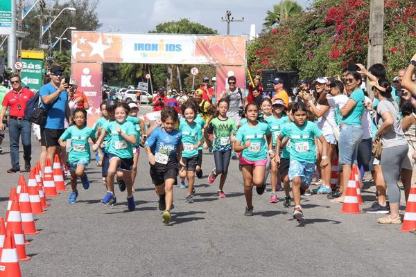 IRONKIDS Fortaleza 2017  (Fábio Falconi/Unlimited Sports)