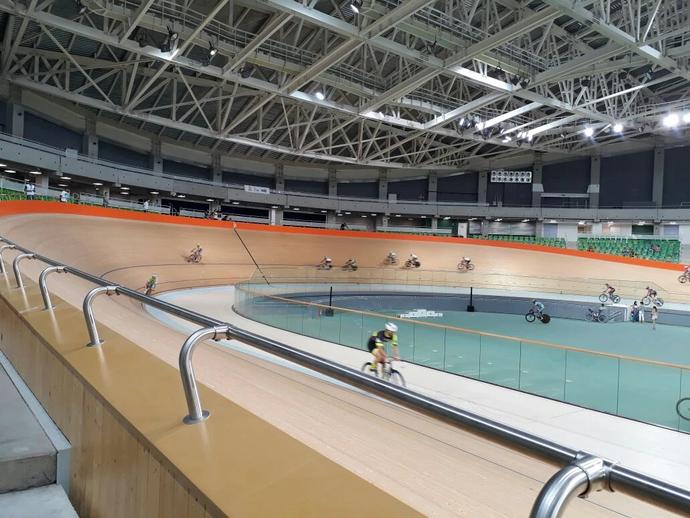 Confederação Brasileira de Ciclismo (CBC) e EGLO estudam parceria para gerir Velódromo da Rio-2016