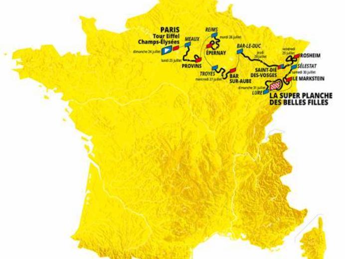 1ª edição do Tour de France Feminino acontecerá em 2022, saiba como será