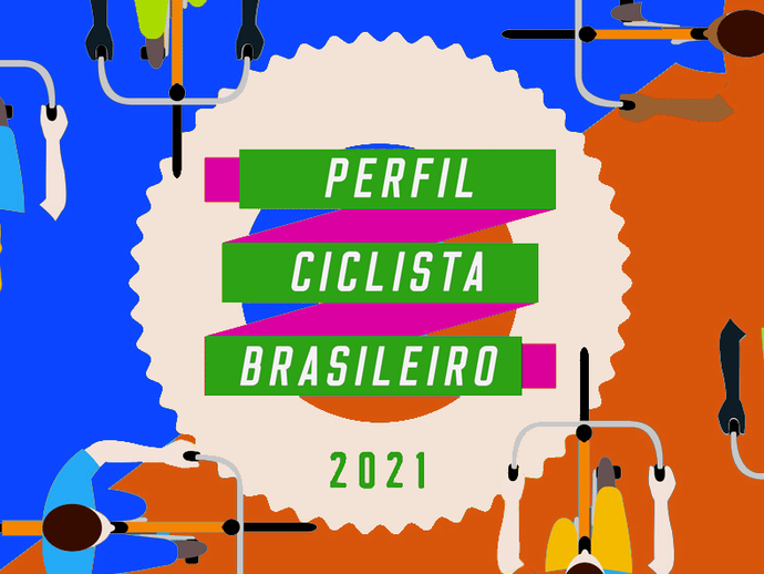 Pesquisa Perfil do Ciclista 2021 está aberta