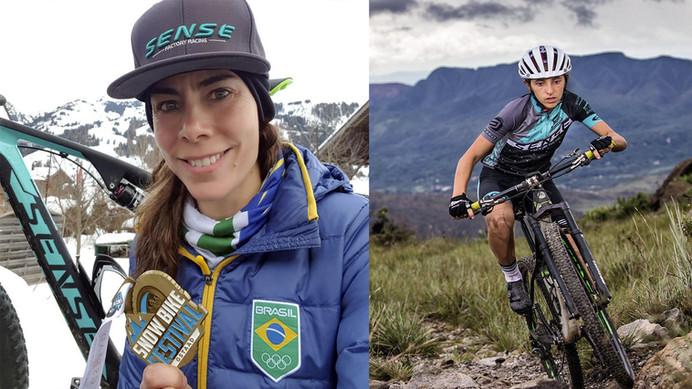 Dia Internacional da Mulher: Jaque Mourão e Giugiu dão dicas para mulheres que estão começando pedal