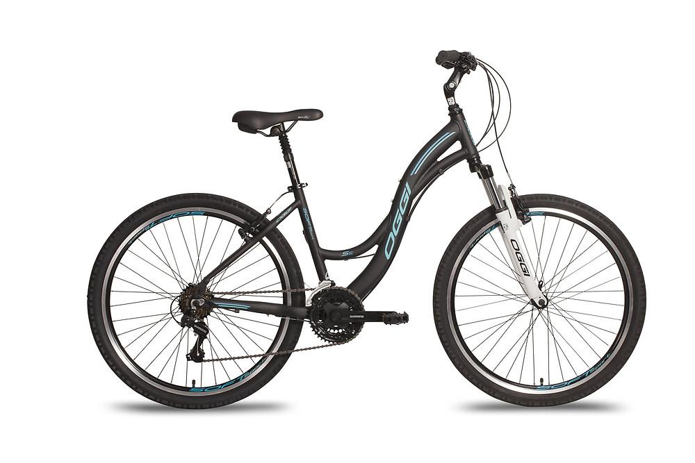 As ciclovias aumentaram a venda das bikes urbanas / Divulgação