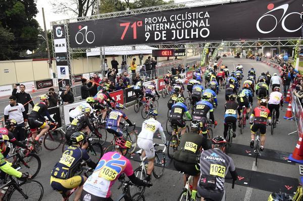 Prova Ciclística Internacional 9 de Julho  (Fernando Dantas/Gazeta Press)