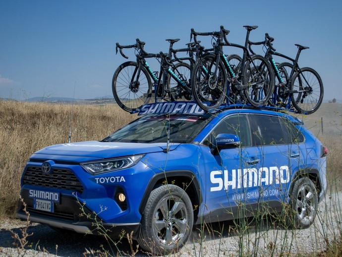 Shimano renova parceria de Suporte Neutro com a RCS Sport, organizadora do Giro de Itália