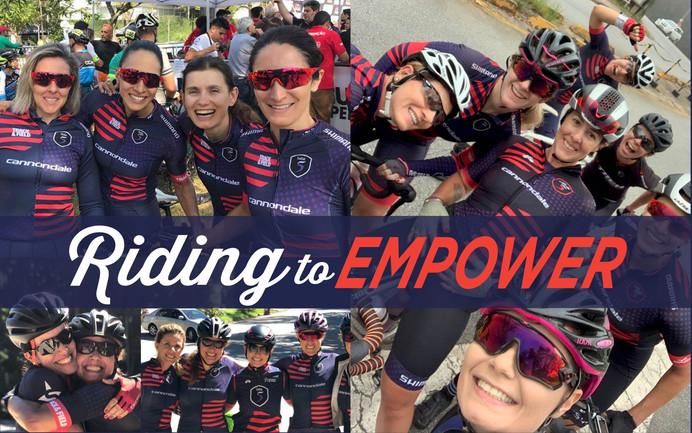 LuluFive: 2 anos emponderando vidas por meio da bike