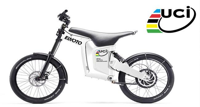 Modelo de bike elétrica usado na prova de Keirin / Divulgação El Moto