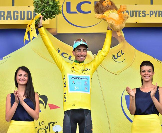 Francês vence nos Pirineus e Aru desbanca Froome na classificação geral do Tour de France