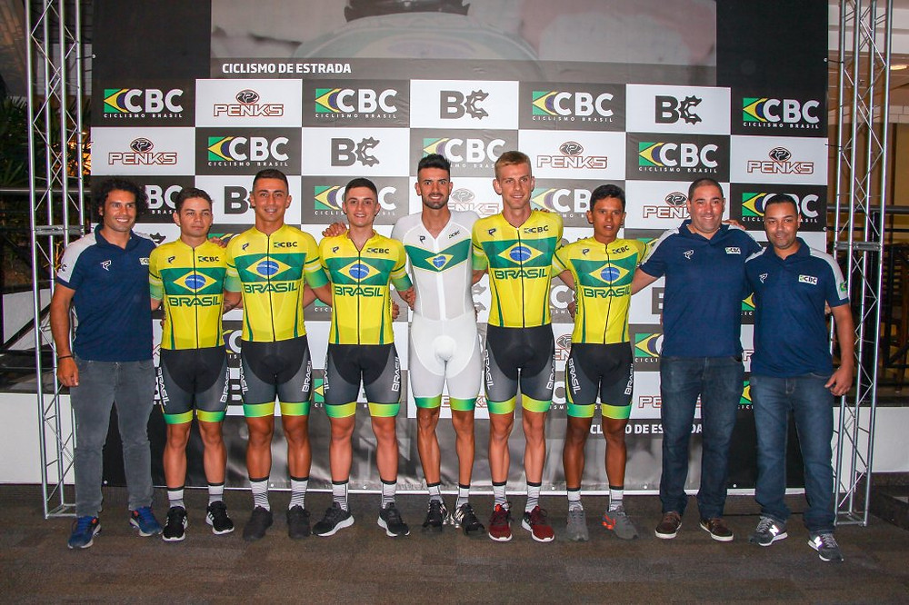 Seleção Brasileira de Estrada / Wesley Kestrel - CBC