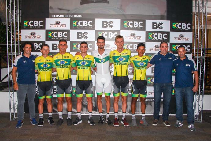 Tour de San Juan: Seleção Brasileira de Ciclismo de Estrada já está na Argentina