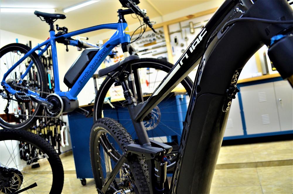 Curso de Montagem e Manutenção em Bikes Elétricas