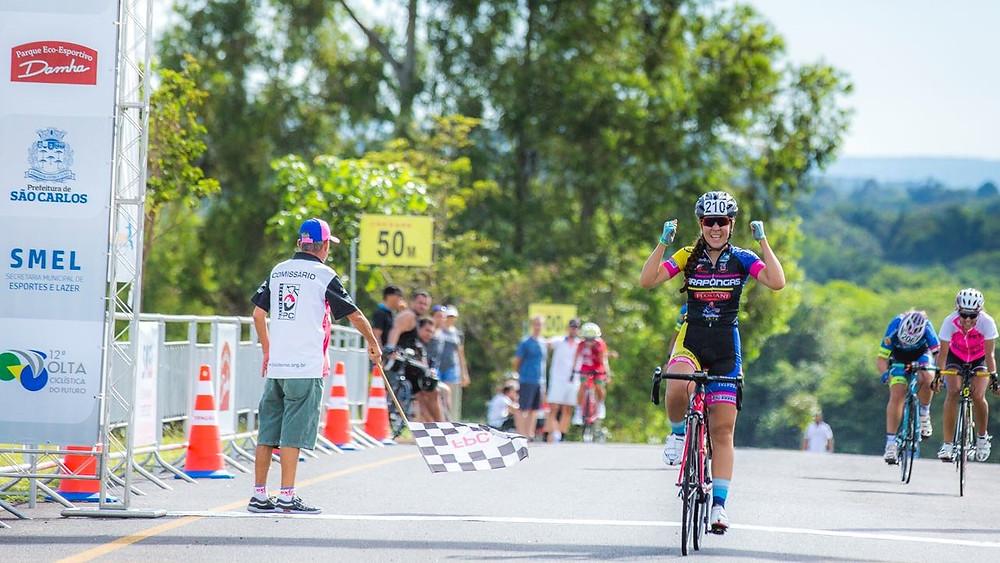 12ª Volta do Futuro de Ciclismo/7ª Volta Feminina do Brasil (Thiago Lemos/FPCiclismo)