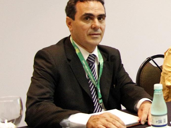 José Luiz Vasconcellos é reeleito presidente da CBC pela terceira vez