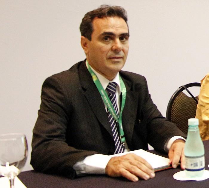 José Luiz Vasconcellos, presidente reeleito da CBC | Divulgação