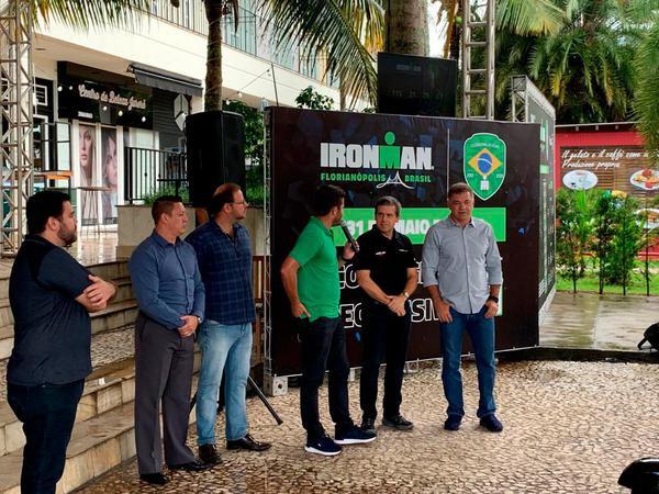 Aberta a contagem regressiva para a edição especial de 20 anos do Ironman Brasil