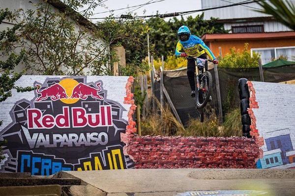 Lukinha no Chile (Fabio Piva / Red Bull Content Pool)