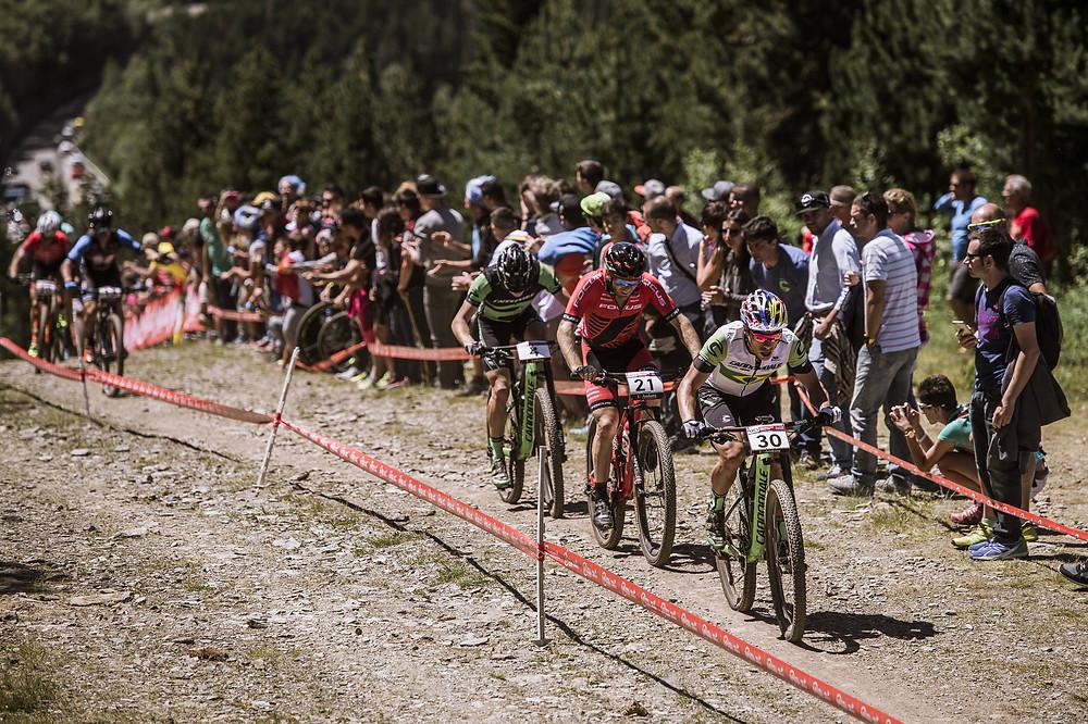 Avancini em Andorra no ano passado / Bartek Wolinski/Red Bull Content Pool