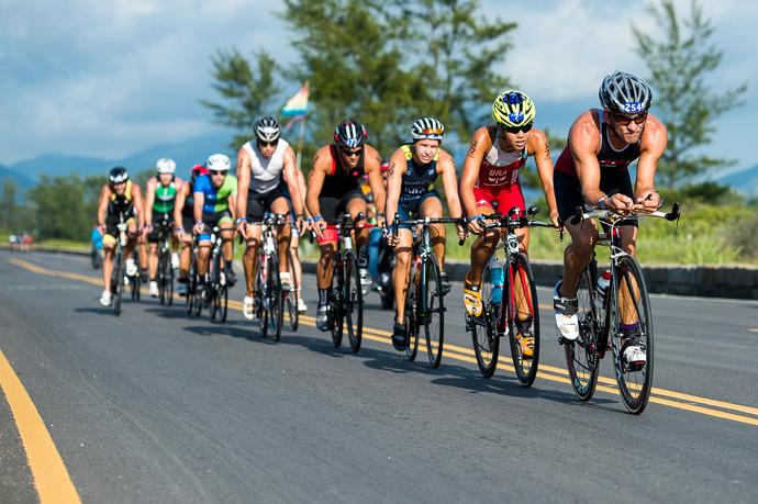 Nos 35 anos do triatlhon no Brasil, primeira etapa do Campeonato Estadual do Circuito UFF recebe mai