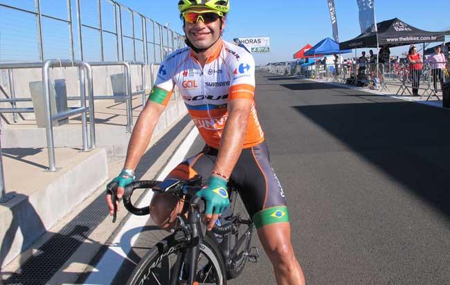 Francisco Chamorro está confirmado na prova / Bike na Mídia