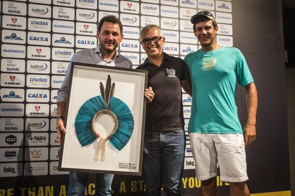 Lançamento do Mundial 24h de MTB (Fabio Piva / Brasil Ride)